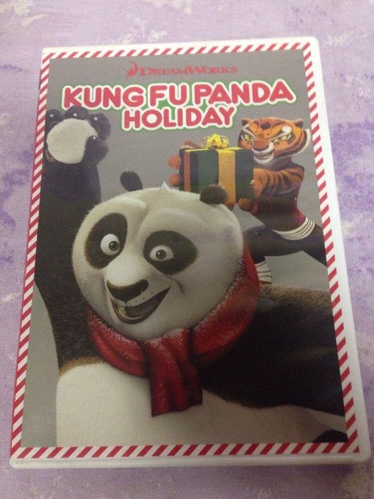 Kung Fu Panda Holiday - DVD- Free Shipping