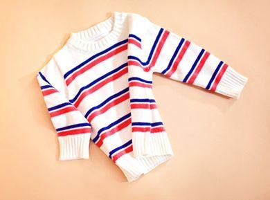 ROUND - BRAND - Korean Children Fashion - #Kfashion4kids - Rare Knit T