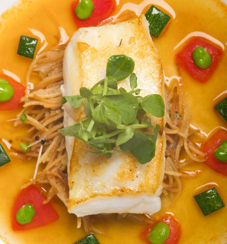 Atul Kochhar's Meen Molee, or coconut fish curry is a perfectly warming and healthy option with an explosion of flavours and colour...