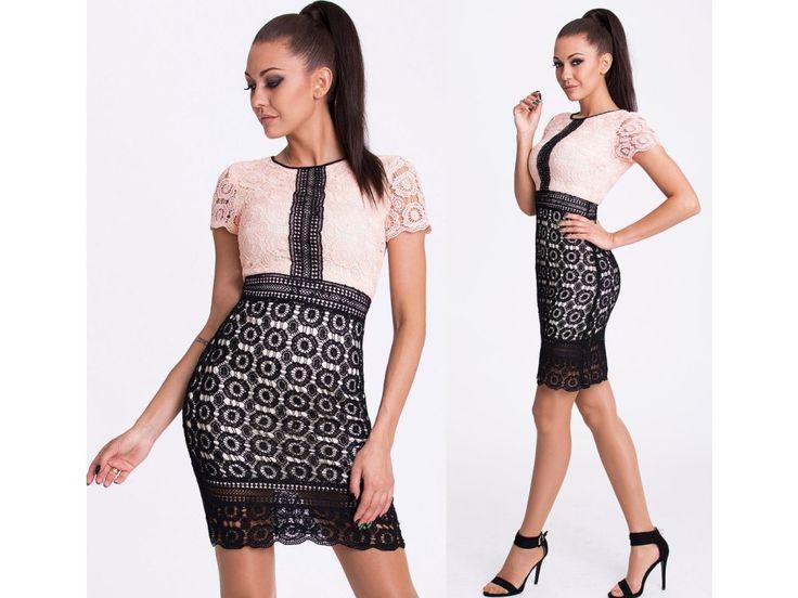Designer dress EMAMODA PARIS in stock - novinka z kolekce satu EMAMODA PARIS skladem