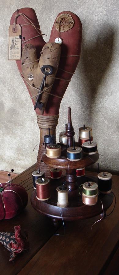 Needlework Treasures,,,LOVE this heart pinkeep!