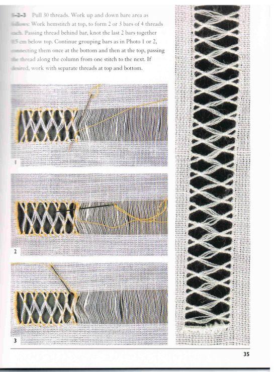 Gallery.ru / Фото #27 - Donatella Ciotti - Hardanger Embroidery - CrossStich