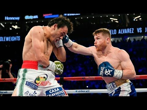(52) Canelo VS Julio César Chávez Jr (Pelea Completa) - YouTube