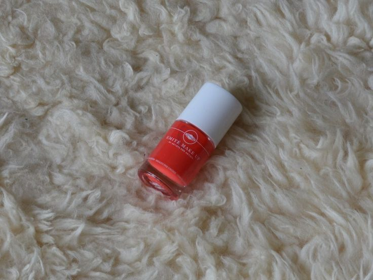 Nail Lacquer from Emité Makeup in the colour Dahl from the June 2017 Goodiebox