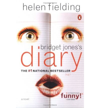 bridget jones diary book . just finished this and its so funny.