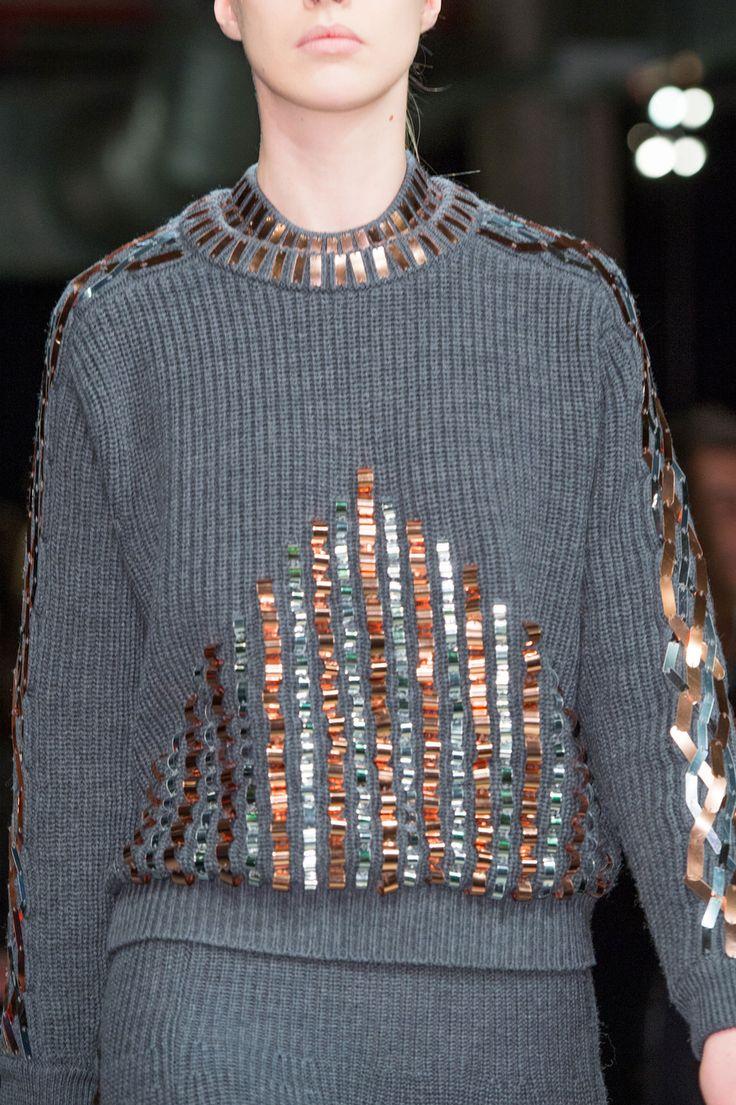 Kenzo at Paris Fashion Week Fall 2014 - StyleBistro