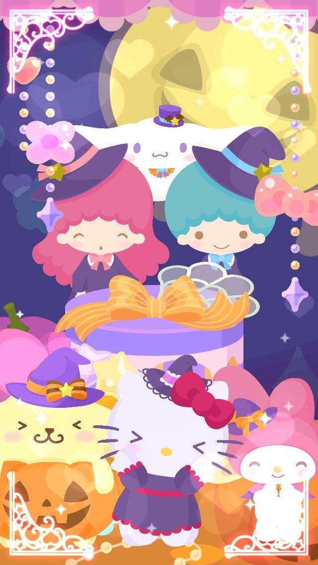 Sanrio Halloween