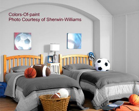 Kids Bedroom Paint colors by Sherwin Williams