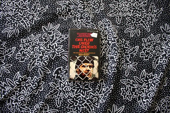 One Flew Over The Cuckoo's Nest By Ken Kesey Vintage 1970s