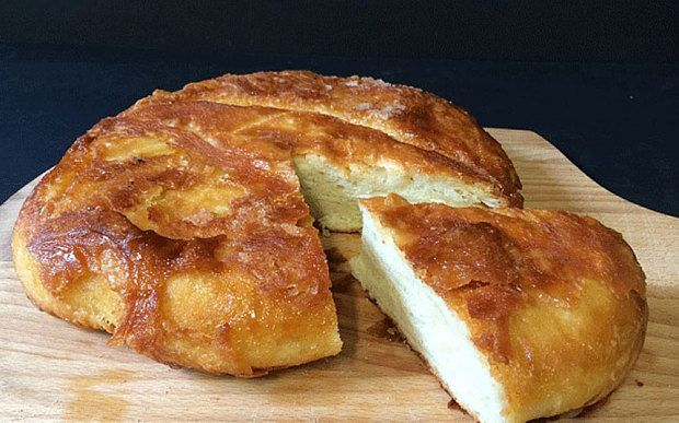 French favourite: Richard Bertinet's kouign amann - my favorite shape