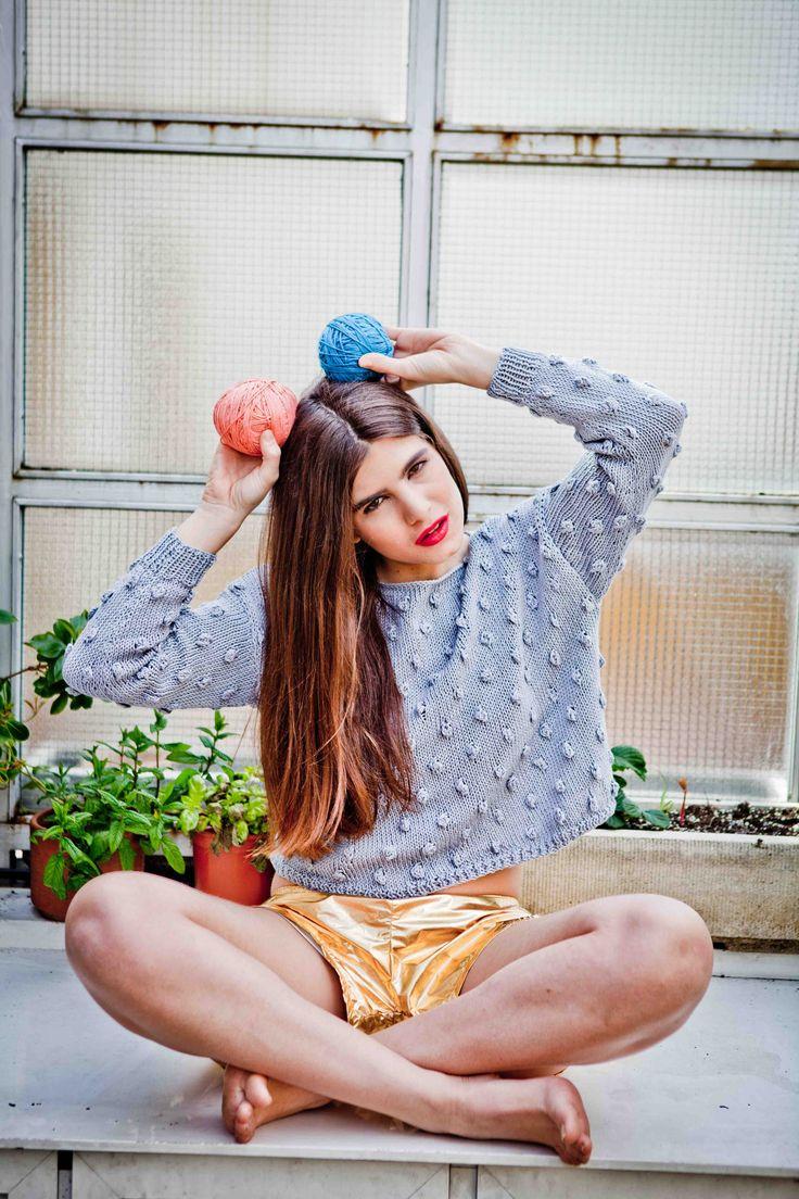 Wolle online kaufen. Sabrina Sweater | WE ARE KNITTERS (Deutschland. UE, 2013)