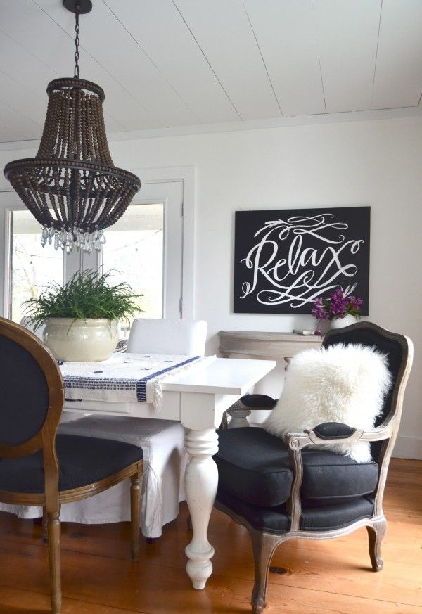Lessons From A Small House :: Why Our Counter Stools Were All Wrong  (Nesting Place). Comfy ChairAmazing SpacesSmallest ...