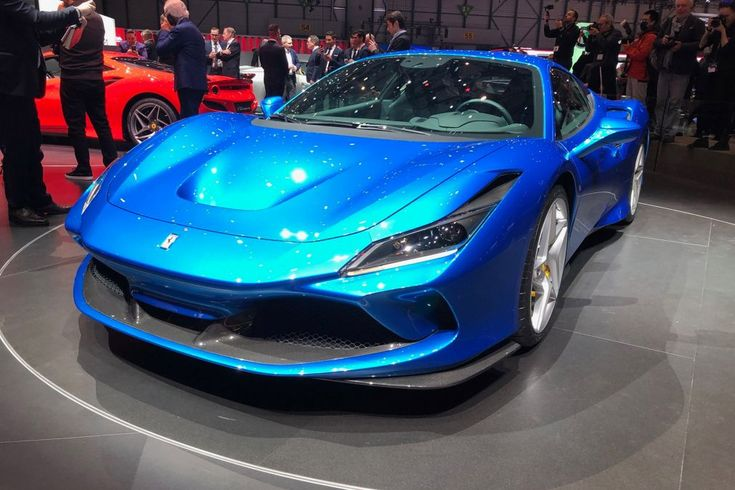 Next New Ferrari Will Be Hybrid Coming In Next Three Months