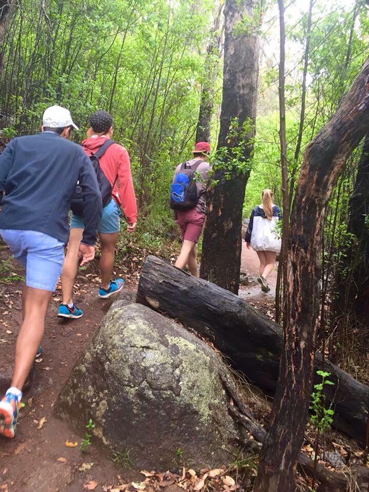 Hike high//castle rock (Stirling ranges-WA)