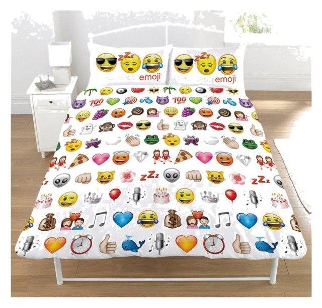 """emoji"" by anamachadopeixoto on Polyvore featuring interior, interiors, interior design, home, home decor, interior decorating and Emoji"
