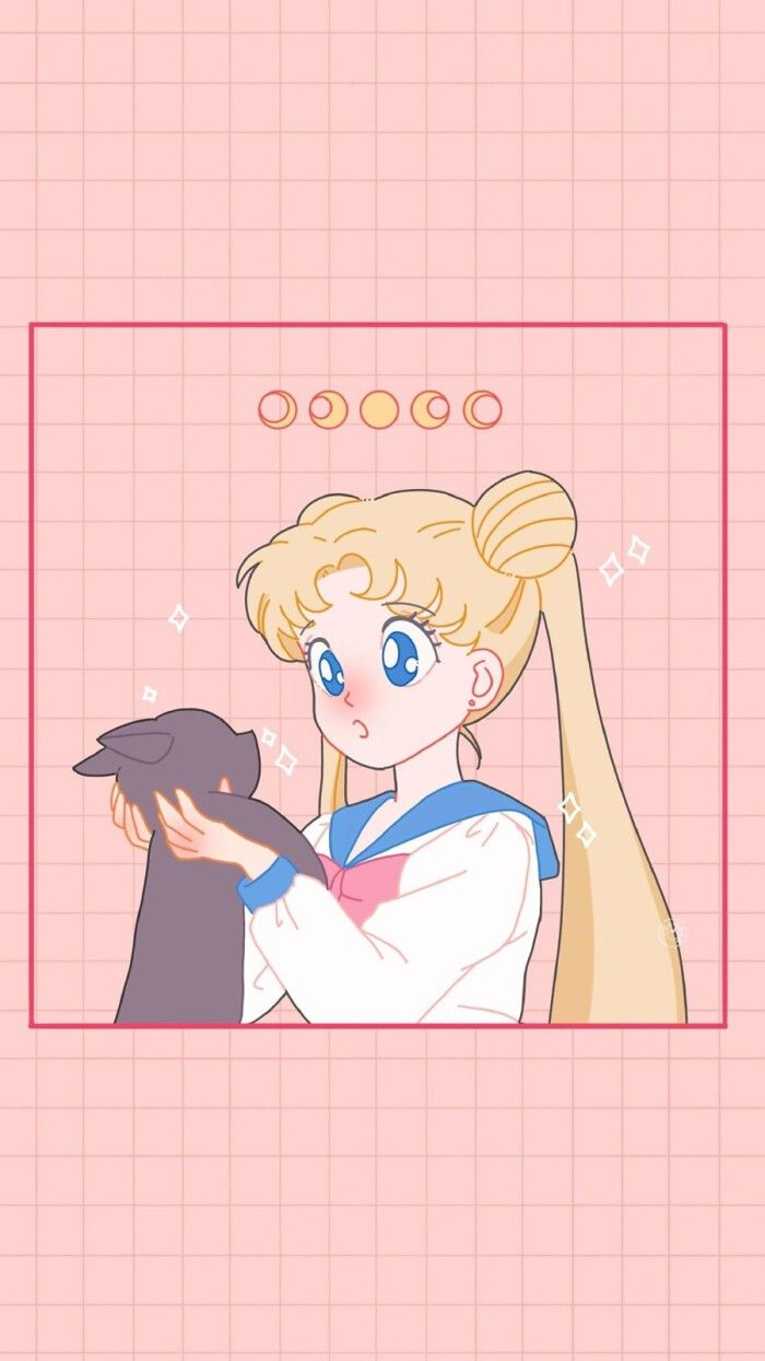 Pin By Jannette Lavergne On Wallpapers Sailor Moon Art Sailor Moon Wallpaper Sailor Moon Aesthetic