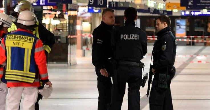 Please share and comment if you think these attacks are related somehow. A third attack happened in Germany in less than 24 hours, when unknown assailants threw tear gas onto…