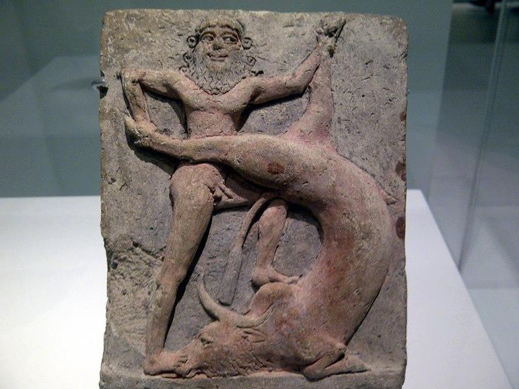 gilgamesh and the bull of heaven essay An analysis of the meaning behind the battle with the bull of heaven in tablet vi of the epic of gilgamesh  gilgamesh and the bull of heaven  related essays.