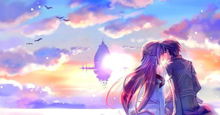 21 Anime Wallpaper Imagens Love Anime Wallpapers Top Free Love Anime Backgrounds 81 136 Sword Art Online Wallpaper Cool Anime Wallpapers Hd Anime Wallpapers