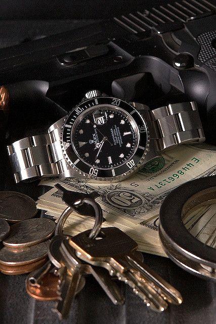 ♂ man's fashion accessories watch Rolex Submariner Date