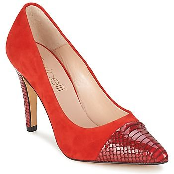 Fericelli JULIA Red #Pumps