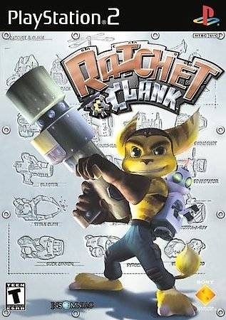 Ratchet and Clank, one of my all time favorite games.