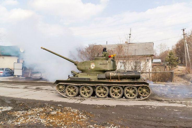 T-34/85  2015