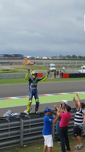 Vale, After The Race