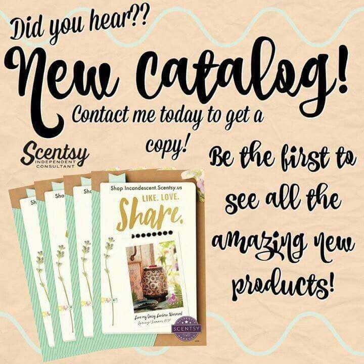 It's almost time for Scentsy's Spring/Summer 2017 Catalog to launch. Coming March 1. Every season with every new Catalog I can't imagine how they can have warmers as or more beautiful then they have with new incredible scents and again this catalog has amazing Warmers and Scents. PM me or comment if you'd like to receive our New Catalog. www.rosemariefantini.scentsy.us