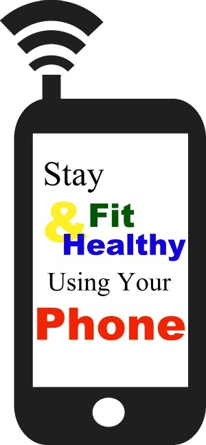Using Your Phone to Stay Fit and Healthy180 Cinch Weights, Smart Phones, Stay Fit, Iphone Phones, Phones Smart, Mobiles Phones, Diy Healthy