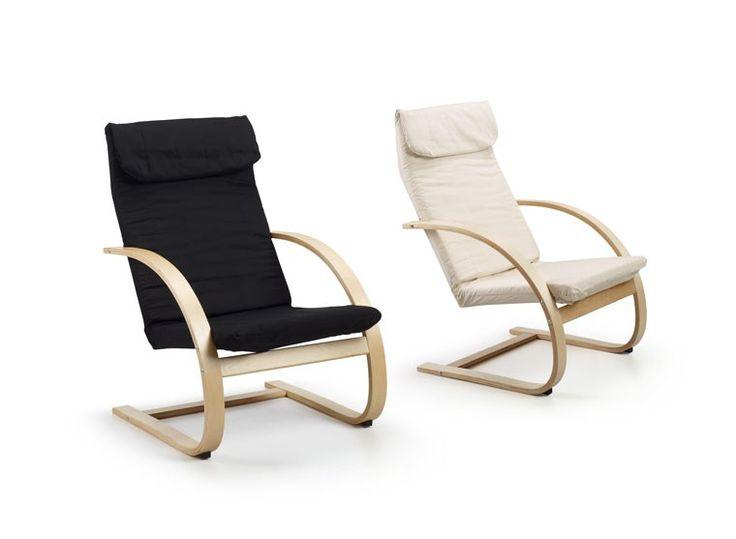 Ikea pello silla mecedora abedul y acero salones - Silla stockholm ikea ...