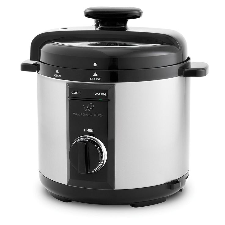 Wolfgang Puck Automatic Pressure Cooker with Removable 8 Quart Pot, 1200-Watt Cook and Sear >>> This is an Amazon Affiliate link. You can get more details by clicking on the image.