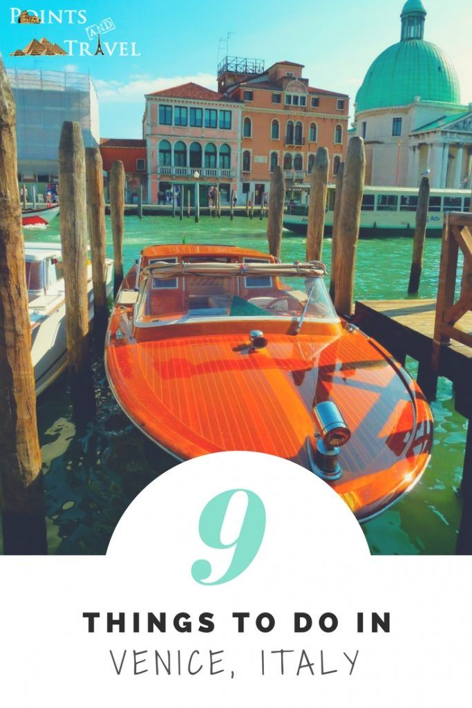 Venice attractions, Things to do in Italy