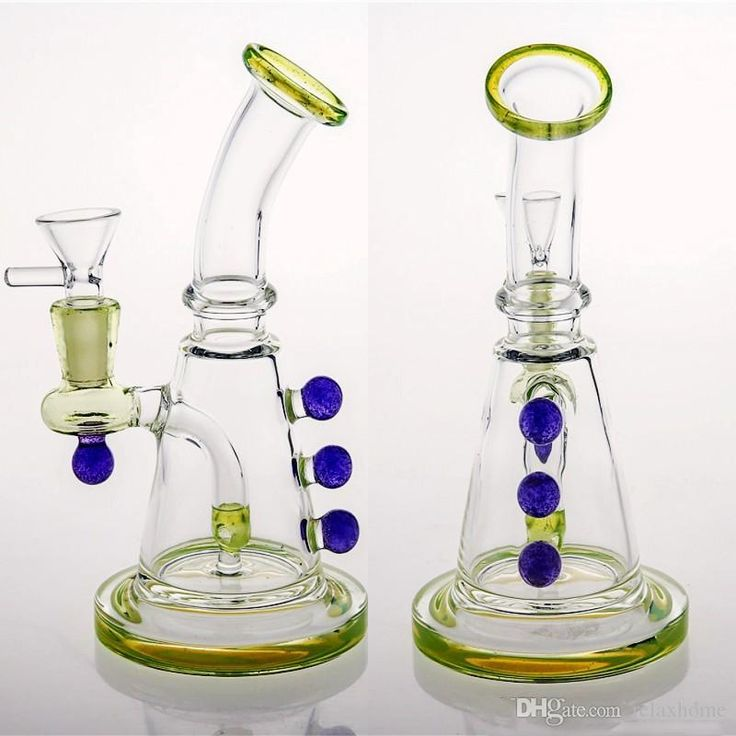2017 New Smoking Pipe Green Hookahs Glass Bongs In Stock Headshower Perc Oil Rigs Glass Bong Water Pipes With Matching Bowl Cheap From Relaxhome, $38.2   Dhgate.Com