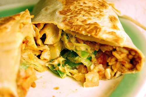Como Fazer Burrito – Receita Burritos, tacos, quesadillas e tortillas