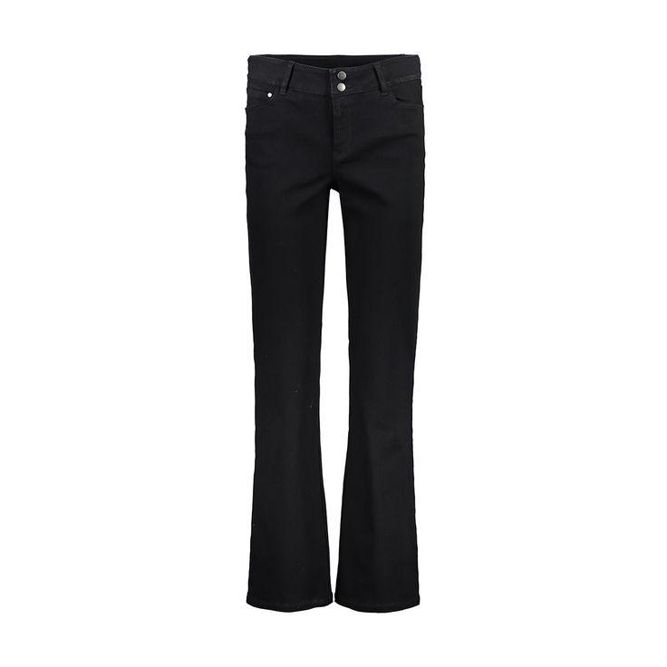 Basic Bootleg Jeans   Kmart