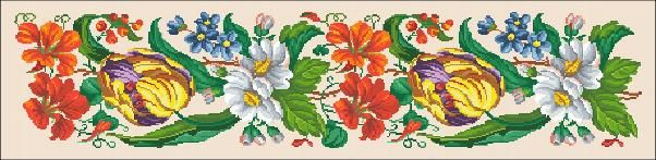 Victorian Cross Stitch Patterns