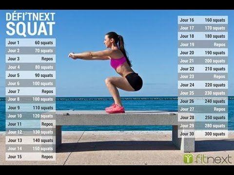 Le Défit'Next Squats !! Spéciale dédicade à Patou ^^ !!