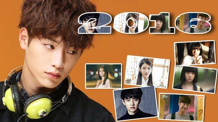 Drama Korea Selatan - 7 Penyanyi Ini Sukses Menjajal Karier Akting di Tahun 2016