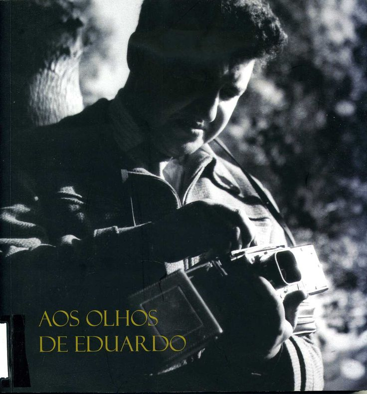 Catálogo da exposición fotográfica sobre a obra de Eduardo Teixeira, fotógrafo portugués.