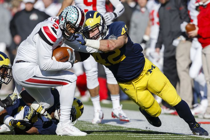 ohio state football 2015 | Michigan vs. Ohio State Game Preview: How to Watch and Predictions for ...