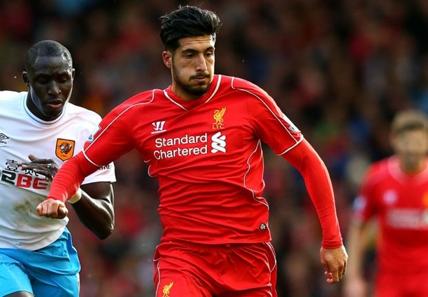 Rodgers: Emre Can stays in defence