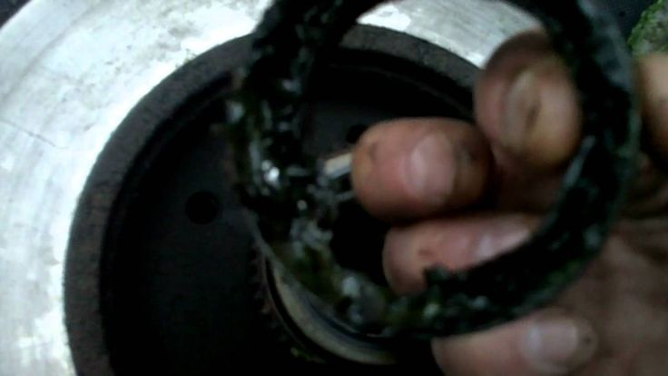Mercedes w202 changing a front wheel bearing
