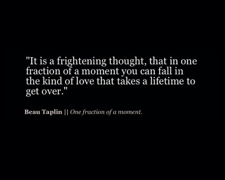 In the fraction of a moment...