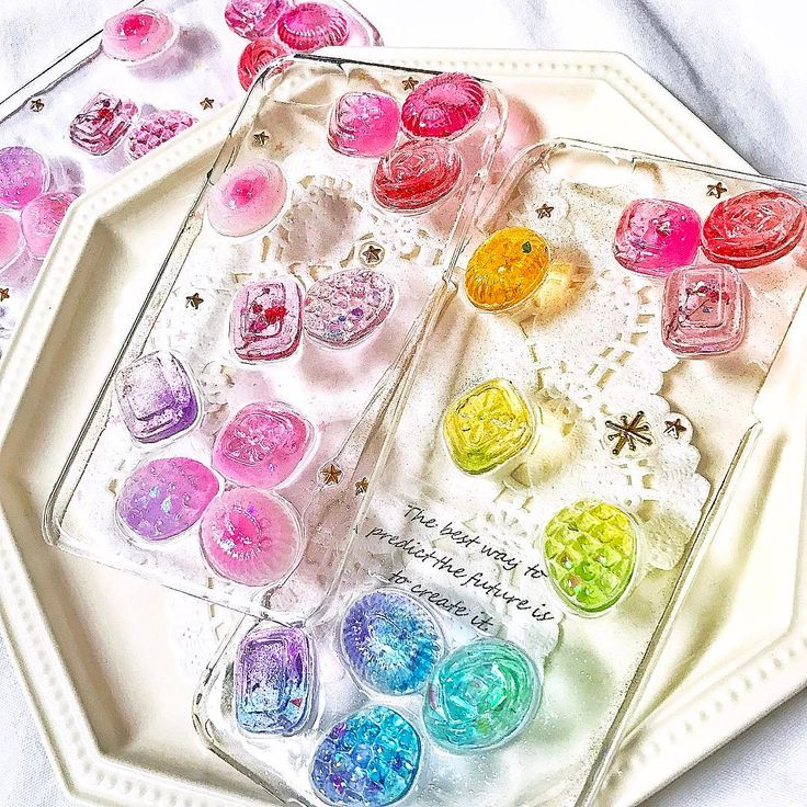 まるで宝石☆ドロップそっくりさんを作ろう♪【レジン・おゆまる】 | Handful