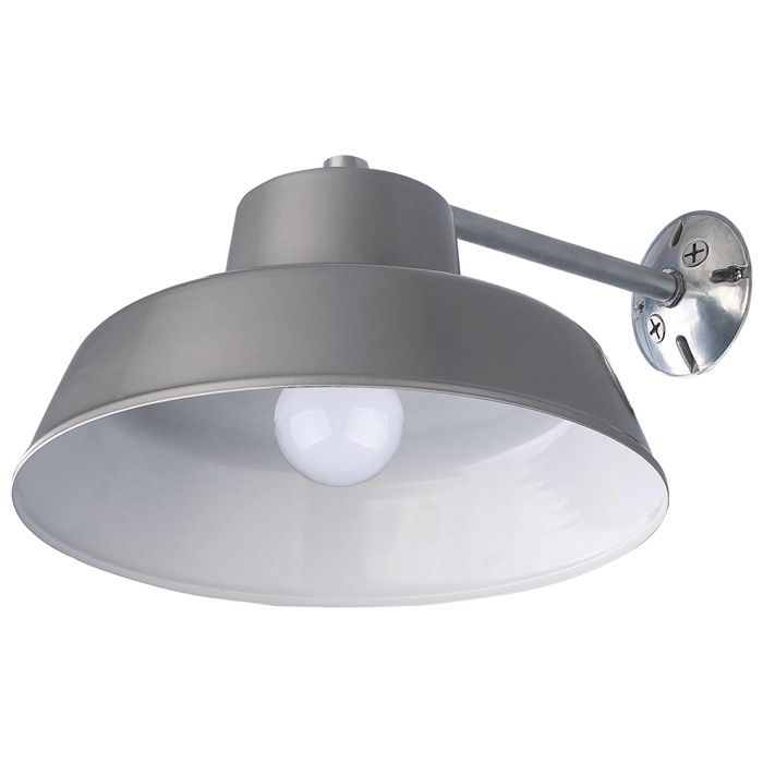 Canarm Ceiling/Wall Barn Light — 14in. Dia., 120 Volt, Model# BL14CW | Indoor Outdoor Lighting| Northern Tool + Equipment