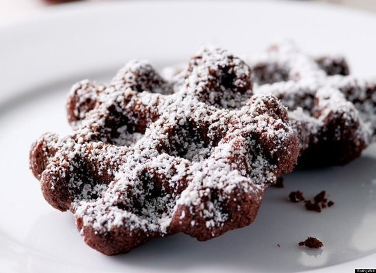 Cookie Recipes: Chocolate Chip, Sugar, Oatmeal And More: Cookies, Recipe, Food, Waffle Iron, Chocolate Cookie, Dessert