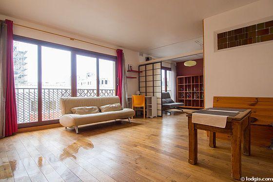 Cerchi un Affitto lungo termine a Parigi 11° ? Scopri Rue Du Chemin Vert il nostro Appartamento ammobiliato 2 camere con LODGIS