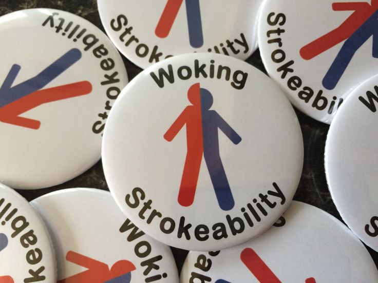 """Quickbadge on Twitter: """"#75mm #button #pin #badges for @strokeability @TheStrokeAssoc A great way to #promote your #organisation or message https://t.co/FUa11gHzOf"""""""