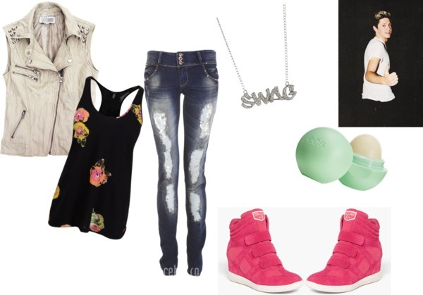 """""""1st Casual Date With Niall"""" by kyliecraig ❤ liked on Polyvore"""